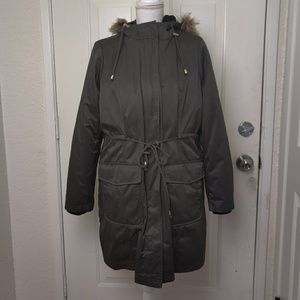 Torrid winter coat